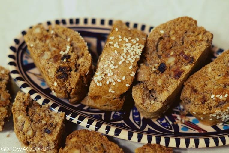 Marokańskie pierniczki