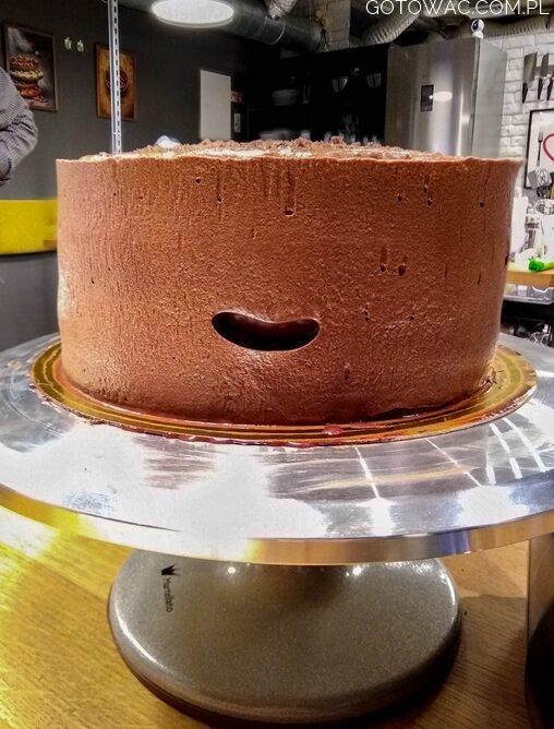 Mój pierwszy TORT! - czyli relacja z warsztatów w Kuchni Brudzia